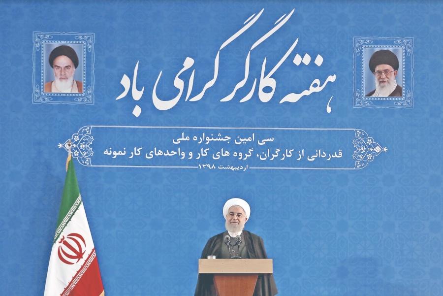 Irán sólo cumplirá parte del pacto nuclear suscrito en 2015