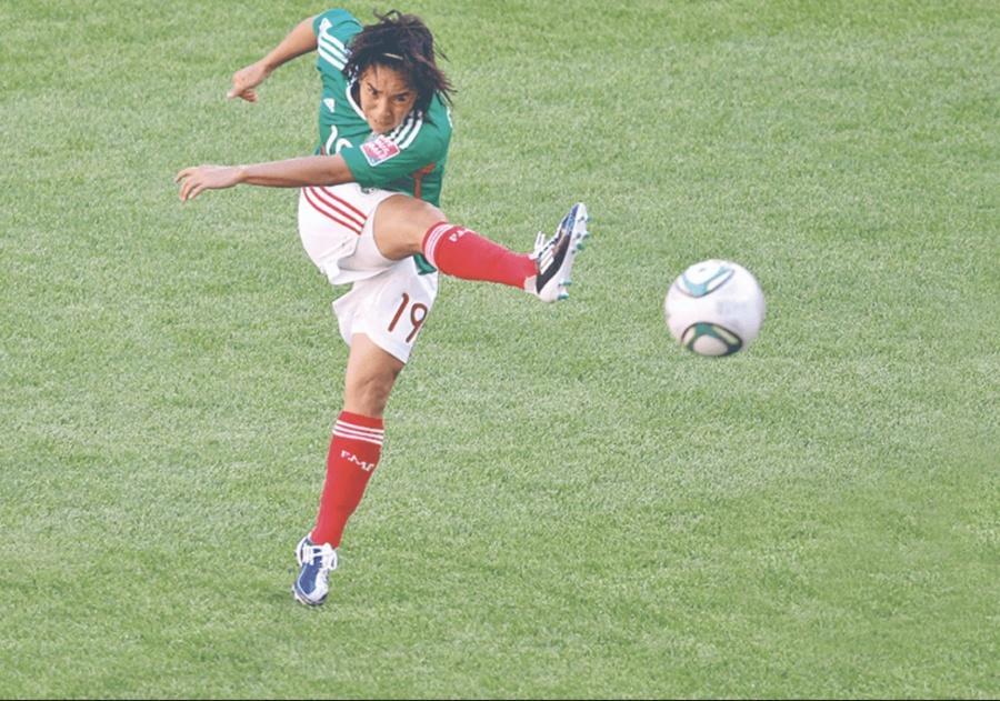 La FIFA reconoce a Ocampo por Mejor Gol en Mundiales