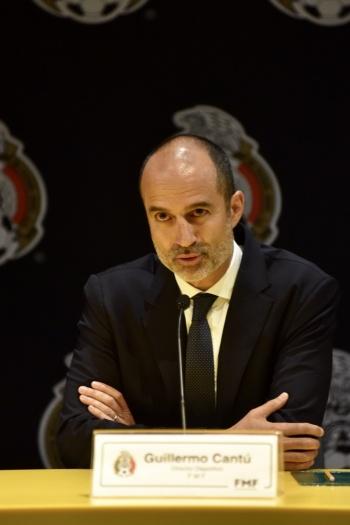 Guillermo Cantú dejará su cargo en la FEMEXFUT