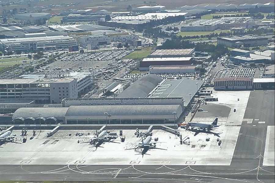 Aeropuerto de Toluca sin atractivo, aceptan