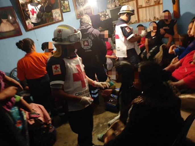 Rescatan a 27 migrantes víctimas de trata en la GAM