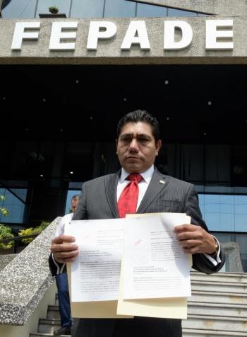 Denuncia PAN a Morena ante la FEPADE por delitos electorales cometidos en Tamaulipas