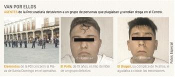 PGJ frustra secuestro de comerciante del Centro