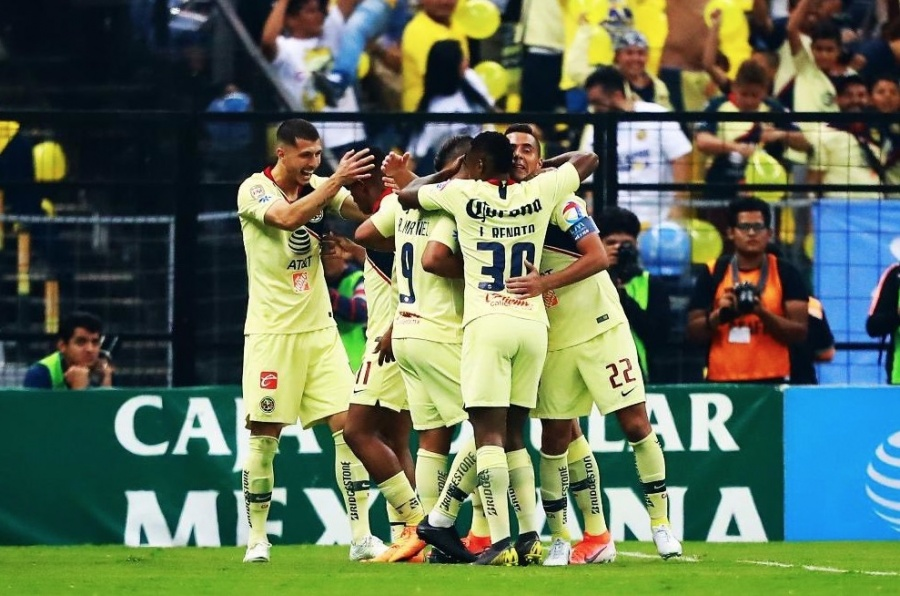 América doblega a Cruz Azul y camina firme a semifinales