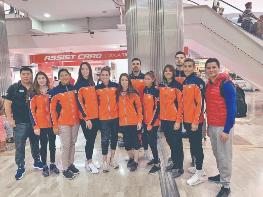 Selección Mayor de Taekwondo aspira a dos metales
