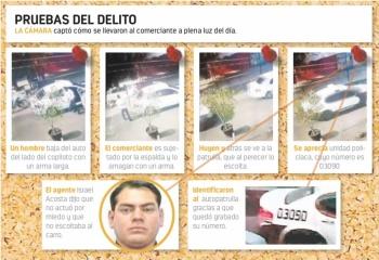 Identifican auto usado en levantón; es un Jetta