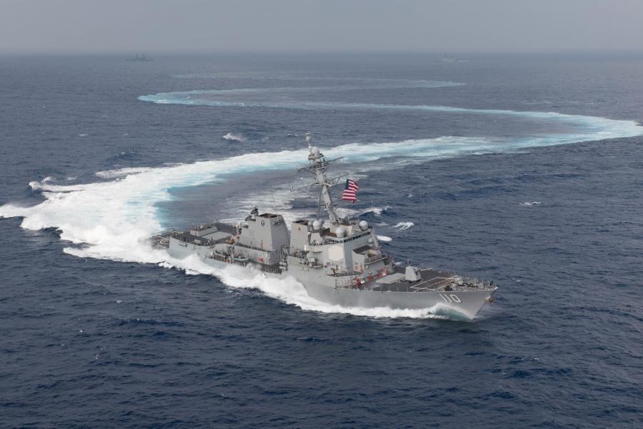 EU envía buque de guerra y misiles de refuerzo a Medio Oriente