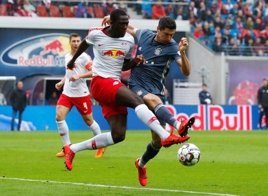 Bayern empata con Leipzing y aplaza campeonato de la Bundesliga