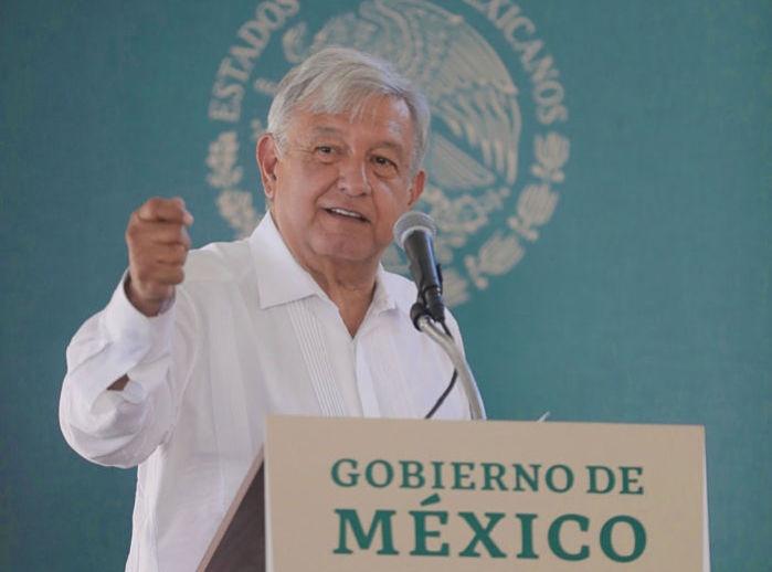 Inicia AMLO gira de trabajo por Nayarit y Jalisco