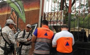 Encuentran toma clandestina en panteón de Azcapotzalco
