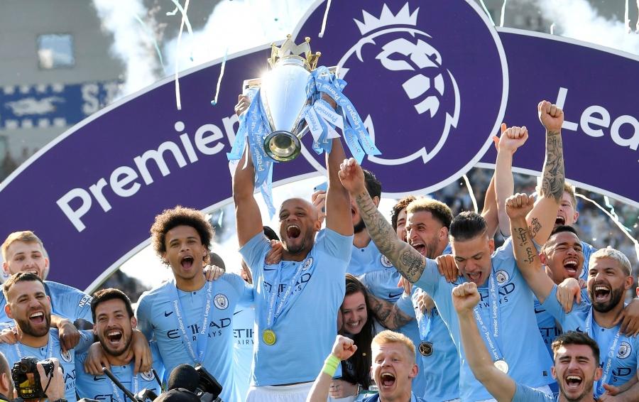 ¡Bicampeón! Manchester City conquista la Premier League de Inglaterra
