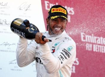 Fórmula Uno: Hamilton se impone y gana el Gran Premio de España
