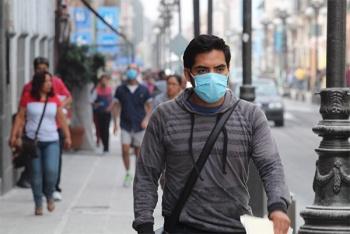 Emiten recomendaciones por presencia de humo en la CDMX