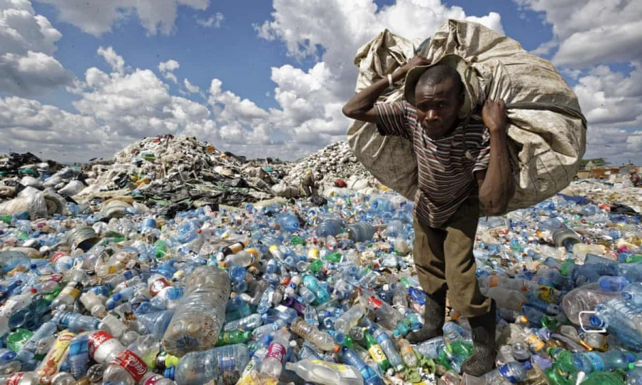 Más de 100 gobiernos acuerdan la regulación de plásticos y químicos