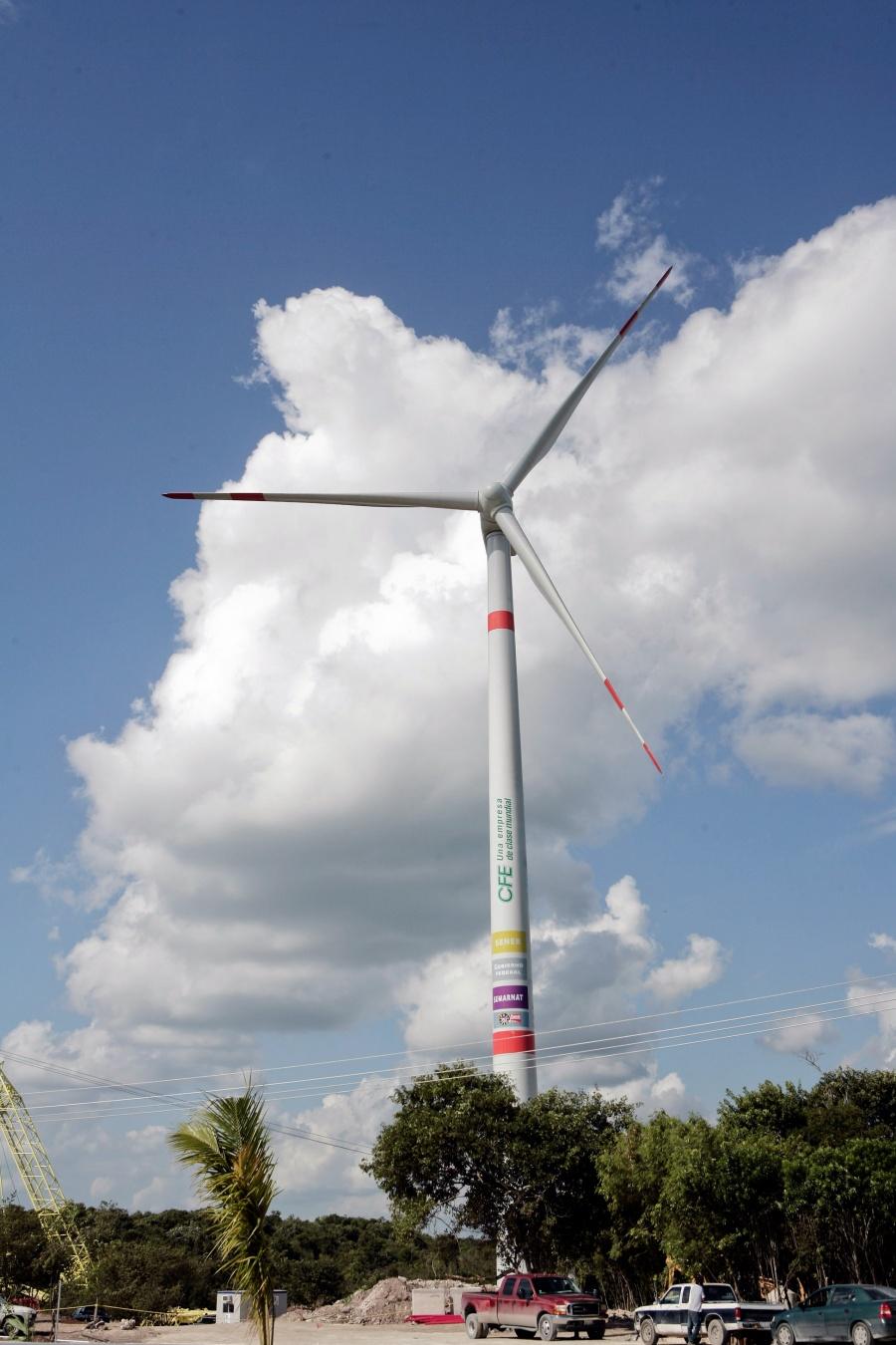 Busca MC duplicar recursos para el desarrollo de energías sustentables