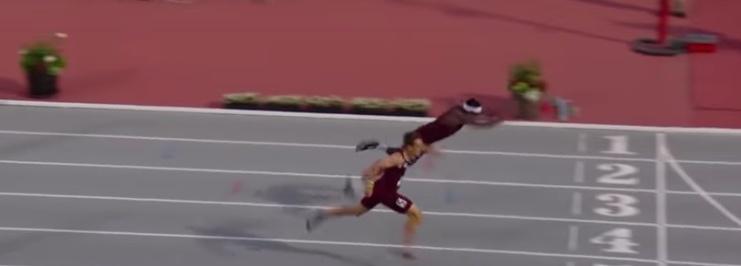 'Superman' existe en el atletismo