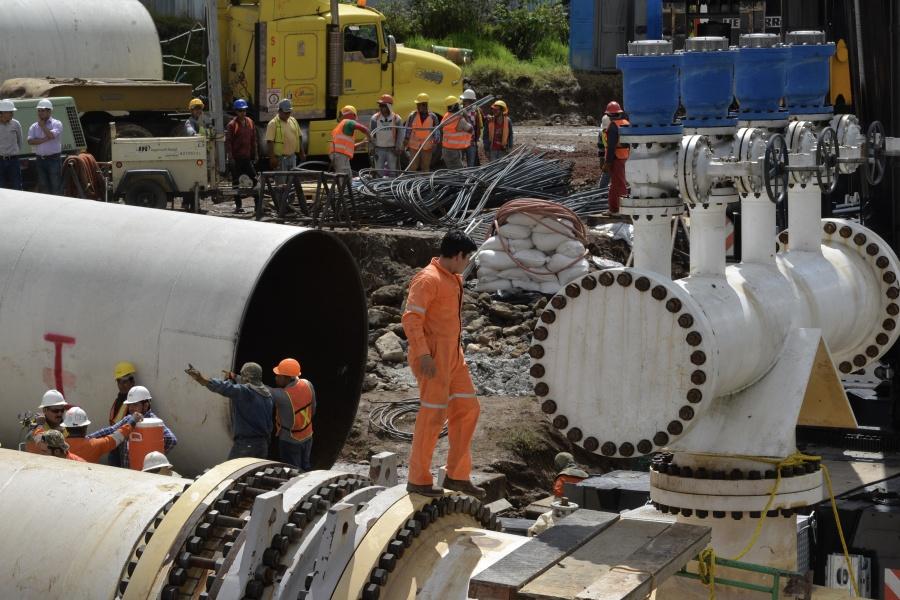 Impulsan proyecto de infraestructura en el Sistema Cutzamala para evitar desabasto de agua