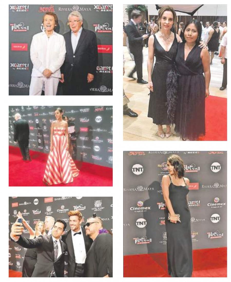 Roma brilla en la sexta entrega de los Premios Platino