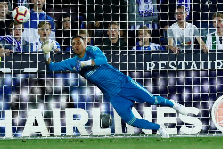 Real Madrid abre la puerta de salida a Keylor Navas