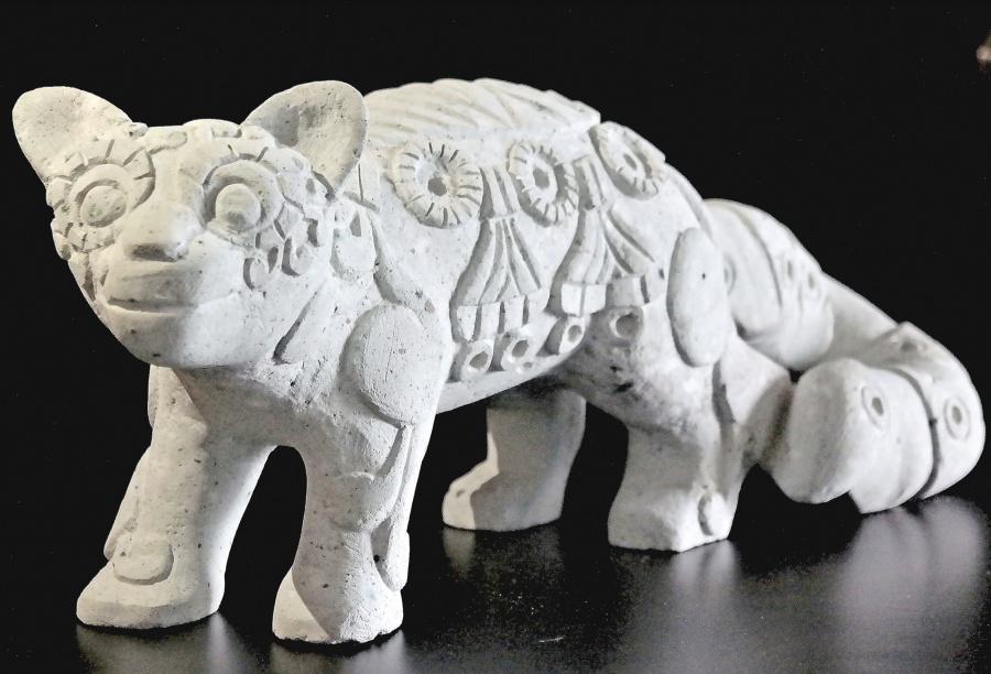 Modernidad y antiguedad dialogan en Mitla