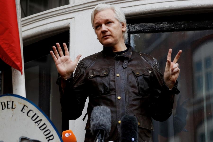 Reabre Suecia investigación por violación contra Assange