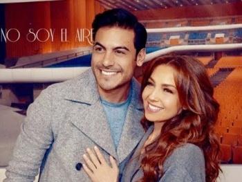 Thalía y Carlos Rivera estrenan canción