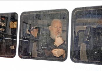 Ecuador entregará a EU los archivos de Assange