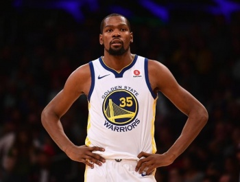 Golden State pierde a Kevin Durant