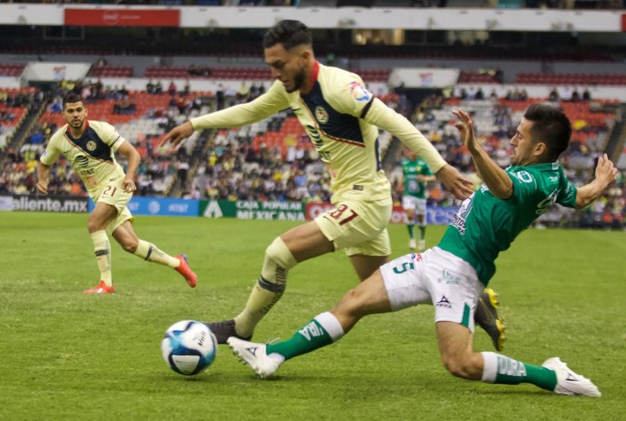 América vs León, cambia de fecha por contingencia
