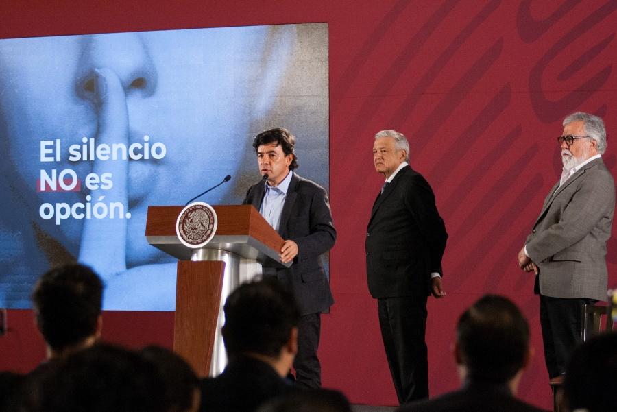 Anuncia Gobierno de México campaña nacional contra las drogas