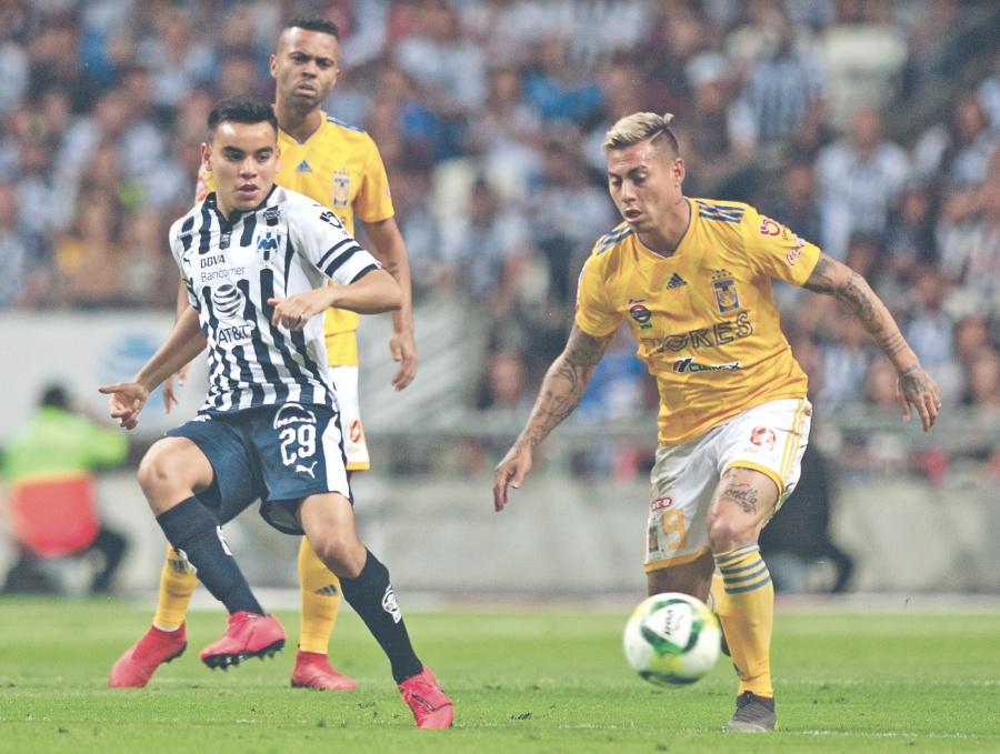 Monterrey domina a Tigres con 4 pases a la Fiesta Grande