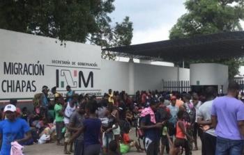 Interceptan a 31 migrantes centroamericanos