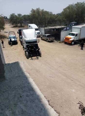 Detienen a sujetos por huachicoleo en poliducto Tuxpan-Azcapotzalco