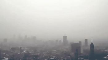 Emiten alerta por 4to día de mala calidad del aire