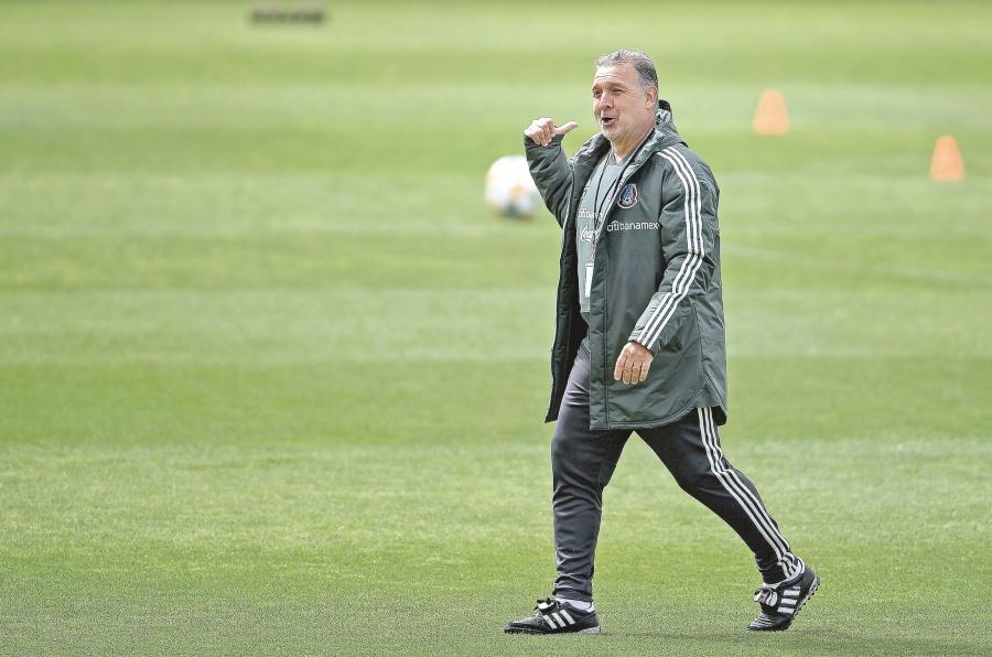 Tricolor encara Copa Oro con 4 ausencias