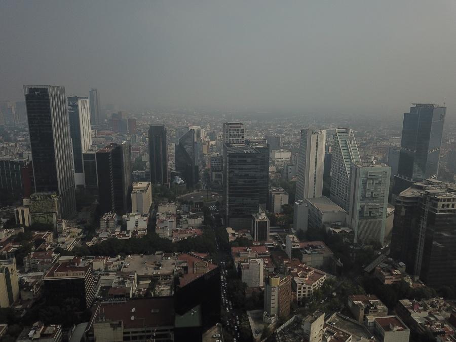 En México, 21 mil muertes al año asociadas con mala calidad del aire: especialista