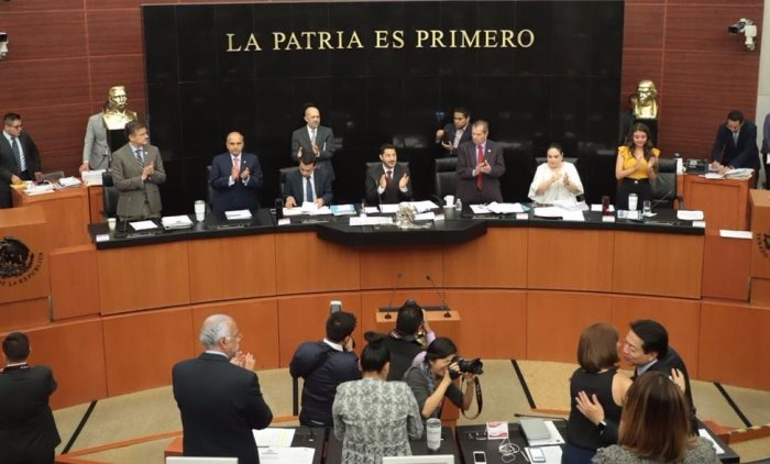 Congreso de la Unión declara constitucional la Reforma Educativa