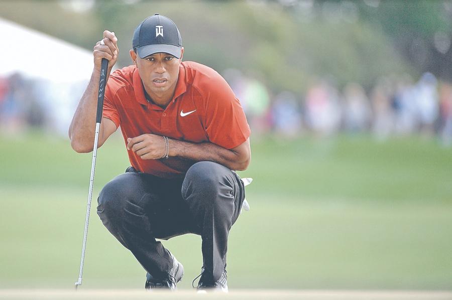 Culpan a Tiger Woods por muerte de chofer