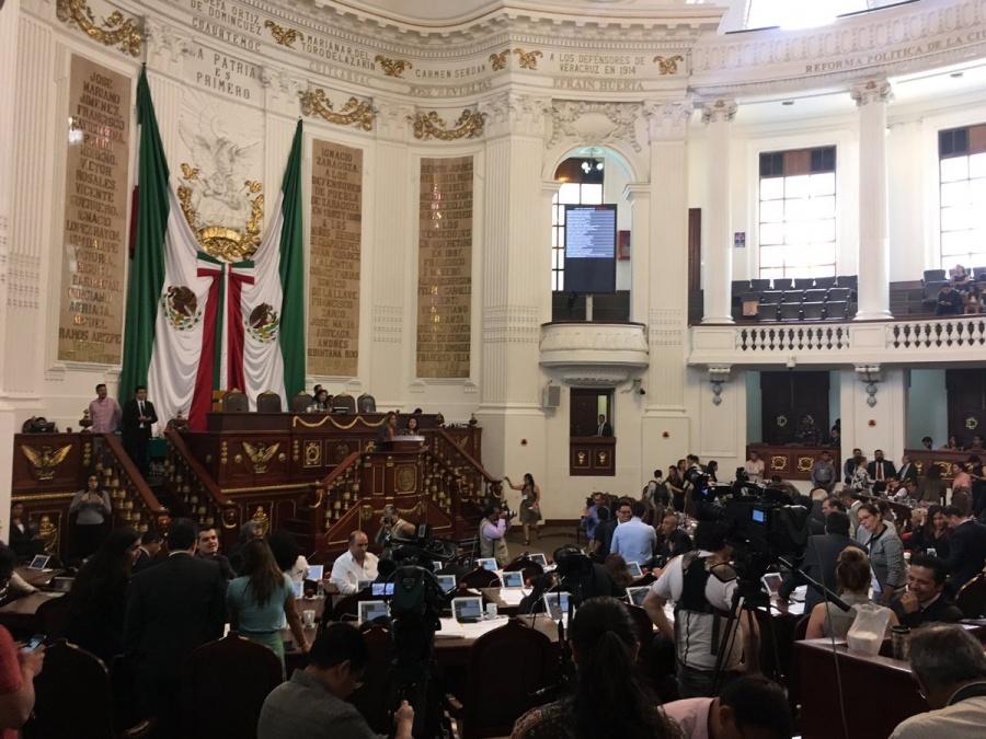Congreso CDMX aprueba minuta de la nueva Reforma Educativa