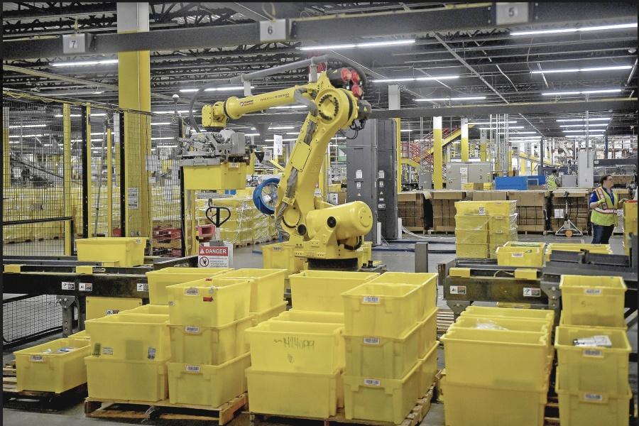 Las máquinas eliminan 14% de empleos en 20 años: OCDE
