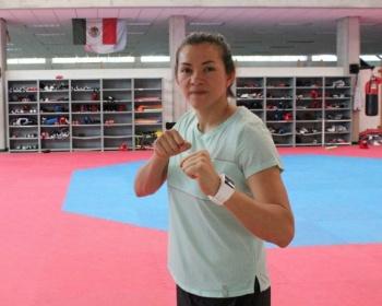 María del Rosario Espinoza y Brandon Plaza, a las semifinales en mundial de Taekwondo