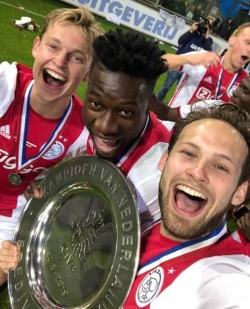 El Ajax se corona como campeón de la Eredivisie
