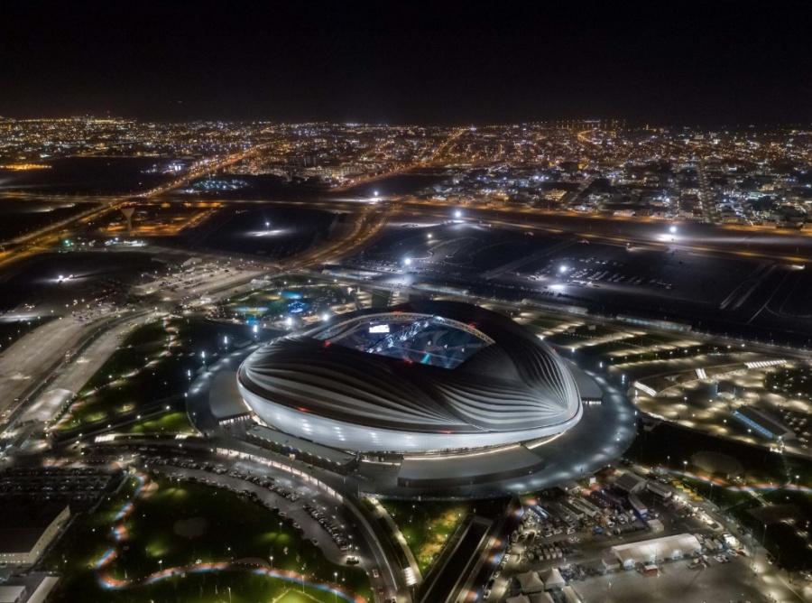 Junta directiva de Qatar 2022, se reúne previo a inauguración de Estadio Al Wakrah