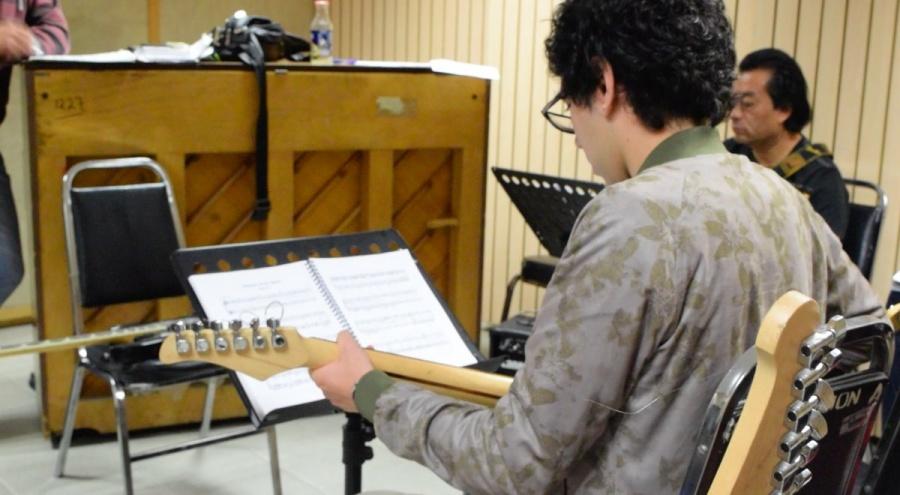 """Lanzan convocatoria para """"Escuela de Música del Rock a la Palabra"""""""