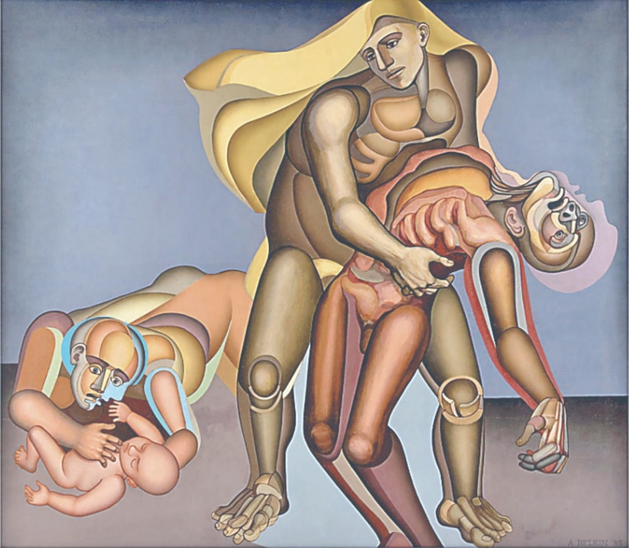 Con obras de Rivera,Orozco Carrington Morton subasta Arte Latinoamericano