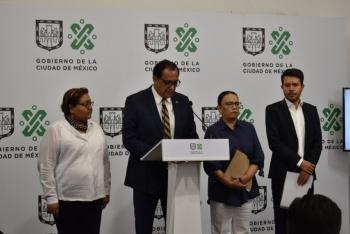 El Gobierno de la CDMX envía terna de candidatos a magistrados para la Sala Anticorrupción