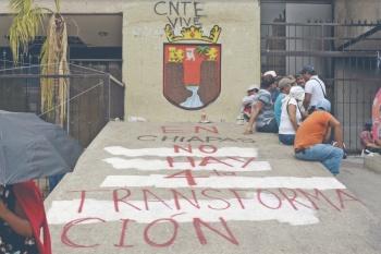 Acusan continuidad de Reforma Educativa de EPN