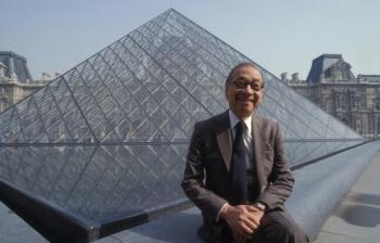 Muere I.M. Pei, arquitecto de la pirámide de Louvre