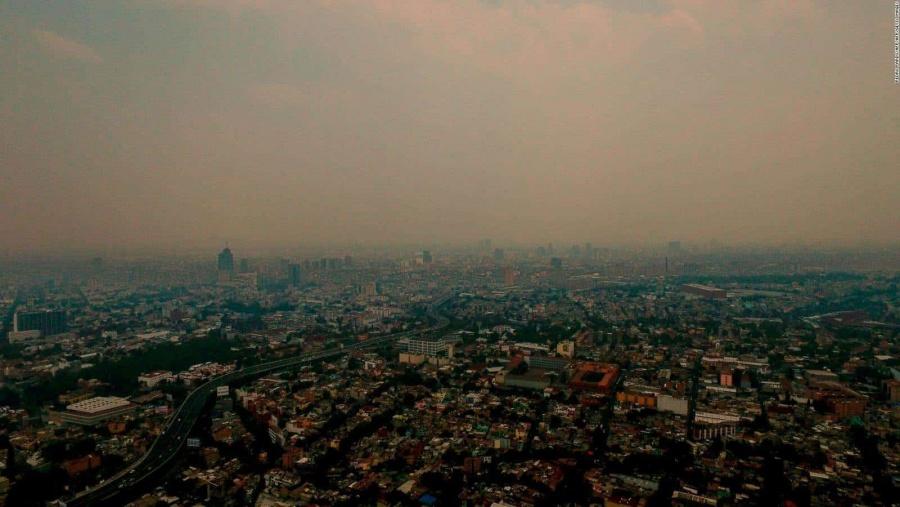 Termina Contingencia Ambiental Extraordinaria en el Valle de México