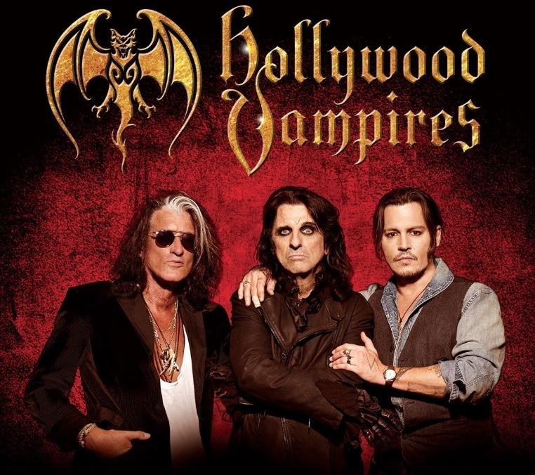 Hollywood Vampires, lanza nuevo sencillo